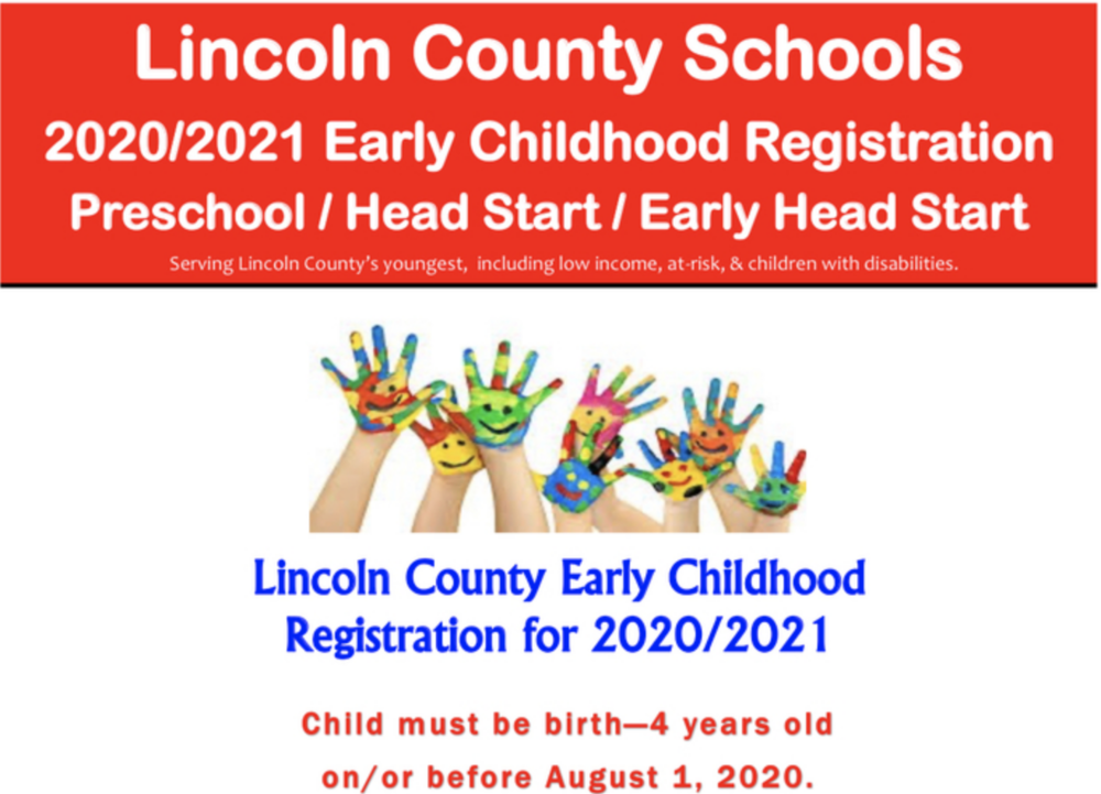 Early Childhood Registration