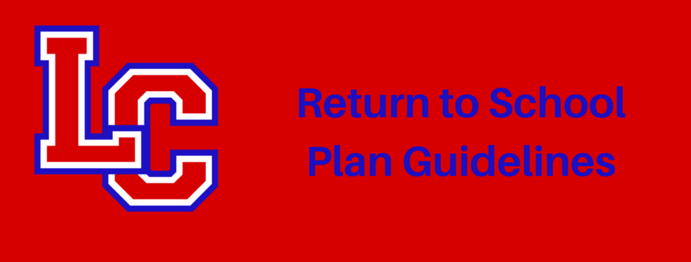 Return to School Plan Guidelines