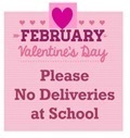 No Delieveries Allowed for 2021 Valentine's Day