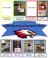 Student of the Week--January 22-25