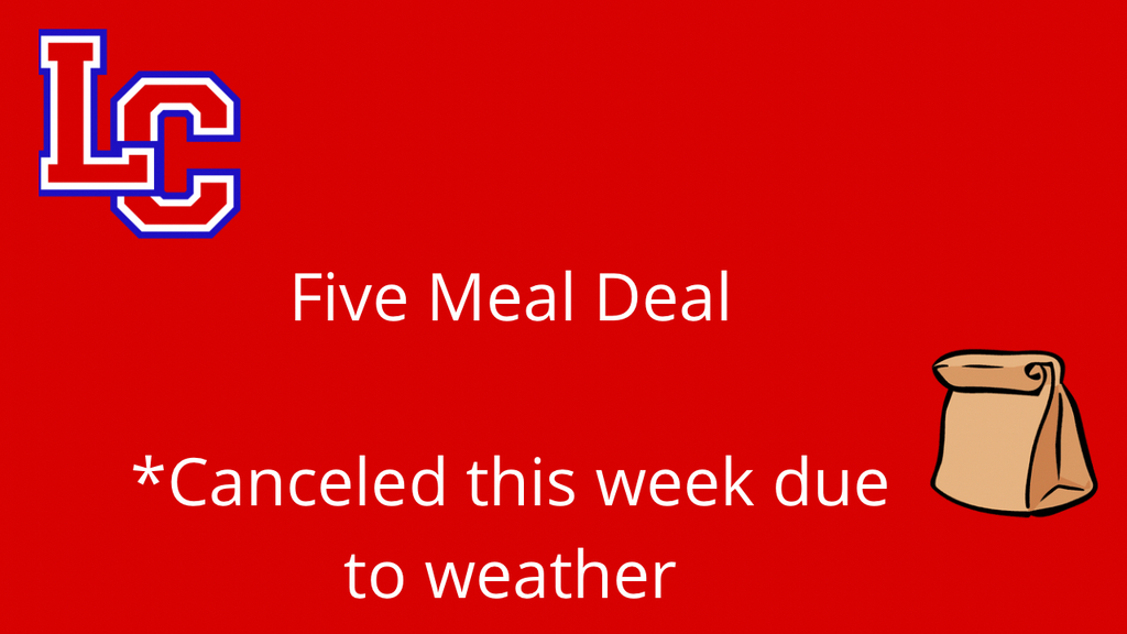 Five meal deal canceled.